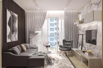 Cho thuê gấp căn hộ Vinhomes Central Park, 1PN, full nội thất giá rẻ lầu 18, LH 0977771919