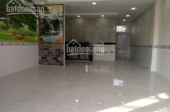 Bán nhà 1 lầu thuộc xã Đa Phước, Bình Chánh hẻm xe hơi giá 1,1 tỷ. LH 0938286878