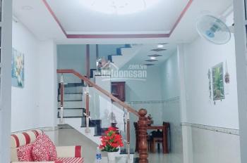 Bán gấp nhà 1 trệt 1 lầu ngay ngã 3 Phạm Văn Chiêu Cây Trâm