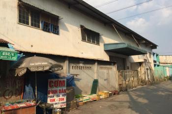 Bán nhà xưởng 640m2, 32x20m, 1/ Quốc lộ 1A hẻm 8m ngay ngã tư Gò Mây, BHH B, Bình Tân