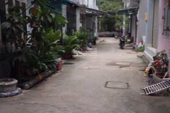 Bán nhà cấp 4 đường Nguyễn Hữu Trí, TT Tân Túc, Bình Chánh, giá 35tr/m2