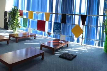 Cho thuê văn phòng tại tòa nhà 169 Nguyễn Ngọc Vũ 75m2 tòa nhà siêu đẹp. LH 0943 881 591