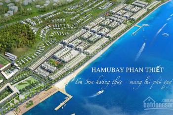 Chính chủ cần bán lô đất mặt biển, DT 126m2, dự án Hamubay, Phan Thiết