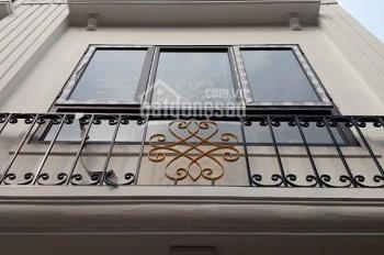 Nhà hoàn thiện gần ngã tư Vạn Phúc - Lê Văn Lương - HĐ, 37m2*4T, taxi cách nhà 30m, dọn về ở ngay