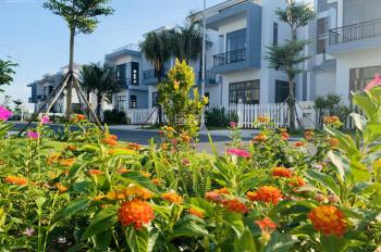 Nhà thị trấn Đức Hòa KĐT Bella Villa, DT 5x17m, xây 230m2, chỉ cần 367 triệu sở hữu ngay nhà sang