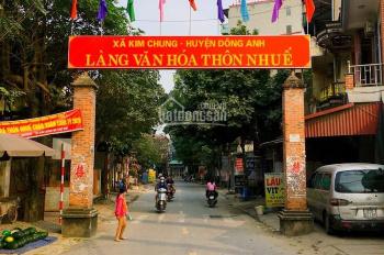Bán nhà 2 tầng kinh doanh đường liên xã thôn Nhuế, xã Kim Chung, Đông Anh Hà Nội