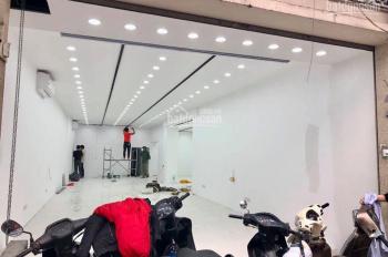 Cho thuê nhà MP Tôn Đức Thắng 65m2 x 3T, MT 5.5m, nhà mới, giá 45 triệu/tháng KD mọi mô hình