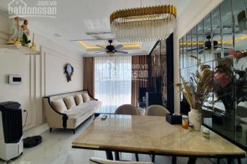 Cho thuê nhà 8,5x20m giá 28tr (1200$/tháng) nguyên căn xây 1 trệt 1 lầu + áp mái, full nội thất