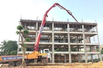 Dự án đất nền đầu tiên tại thị trấn Đông anh