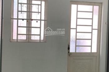 Nhà bán cách chợ Phú Lâm Q6.1 trệt 1 lầu thông ra MT Tân Hòa Đông DTSD 60m2 nhà mới sạch 0938295519