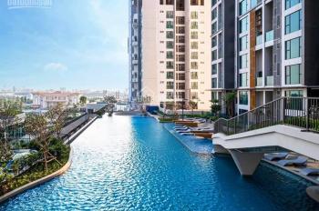 Feliz En Vista 2PN 85m2, view trọn vẹn hồ bơi và hướng ra sông Sài Gòn, giá rẻ 100%. LH 0911937898