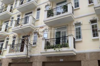 Cho thuê nhà liền kề mới xây 96 Nguyễn Huy Tưởng, nhân chính, thanh xuân 75m x 5T ngõ ô tô tránh