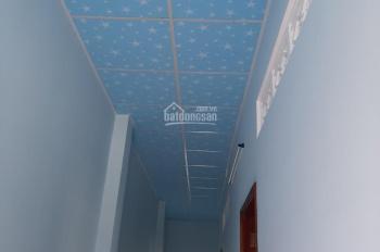 Cần bán nhà DT: 4*16m có sổ hồng riêng, nhà 2 tấm, mới xây, Đa Phước, Bình Chánh, giá TT 800 triệu