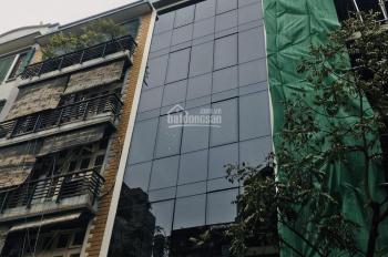 Cho thuê nhà ngõ ô tô tại Phạm Ngọc Thạch làm văn phòng,đào tạo.. ,. DT: 100 m * 6 tầng + 1 hầm .