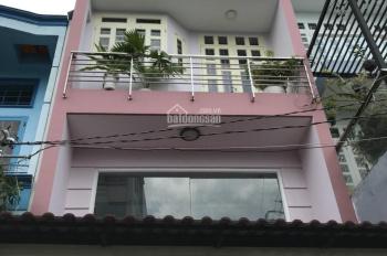 Bán nhà hẻm 8m đường Tô Hiệu, 4x18m, 1 lửng 2 lầu