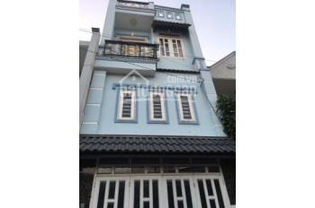 Bán nhà cấp 3 Trần Thị Hè, Quận 12. Sổ hồng riêng, nhà đúc 2 lầu 3 phòng ngủ, LH 0906.949.286