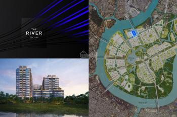 F1 chính thức nhận giữ chỗ The River Thủ Thiêm quận 2, giá tốt CK cao. LH 0903691096