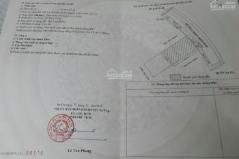 Chính chủ bán 240m2 đất bìa đỏ đường Điện Biên Phủ - Sa Pa, LH 0975762669