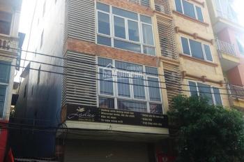 Nhà 70m2 x 6 tầng có thang máy, ngõ 20 phố Nghĩa Đô, đường Hoàng Quốc Việt, Cầu Giấy