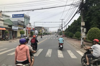 Cần bán đất MTĐ Cây Me, Bình Nhâm, Thuận An, BD, giá TT 1,4 tỷ/87m2, SHR 100% TC ODT. 0908147642