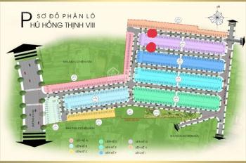 Phú Hồng Thịnh 8 cần ra gấp, ngay chợ Phú Phong đã có sổ, DT 60m2, 093.1111.278