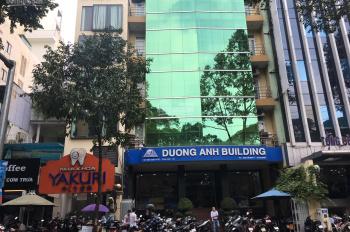 Bán nhà MT Q1 Hai Bà Trưng - Trần Quang Khải. DT: 300m2, giá 60 tỷ