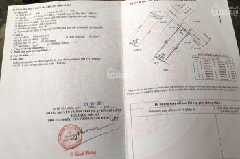 Bán nhà 1T, 1L, 64m2 ngày đường 6, Linh Trung sát đường Hoàng Diệu 2, giá 4,9 tỷ