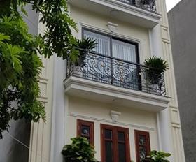 Bán nhà khu liền kề Văn Khê, Tố Hữu, Hà Đông 45m2 *5 tầng* ô tô vào nhà đường 11m. 0862.866.199