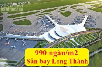 Đất công nghiệp sổ riêng 1000m2 990ngan/m2 xã Phước Bình, gần sân bay Long Thành, giá cực rẻ đầu tư