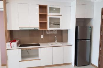 Cho thuê căn hộ 1PN nội thất cơ bản, có rèm và máy lạnh, view công viên rất đẹp, LH: 0937410236