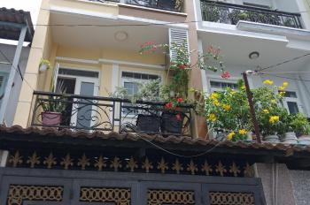 Chủ nhà lớn tuổi nên bán gấp nhà đường Đồng Xoài, phường 13, Tân Bình, 4 tầng giá 7.4 tỷ TL