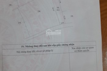 Cần tiên mua chung cư bán mảnh đất 185m2, Hợp Thanh, Mỹ Đức, Hà Nội