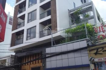 Bán nhà 2 mặt tiền Trường Chinh 5x22m nở hậu 6m thích hợp xây hầm 6 tầng