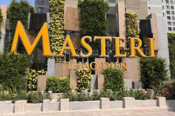 Chính chủ cho thuê CH cao cấp Masteri Thảo Điền 70m2 2PN, 2WC. LH: 0937434734 để xem căn hộ thực tế