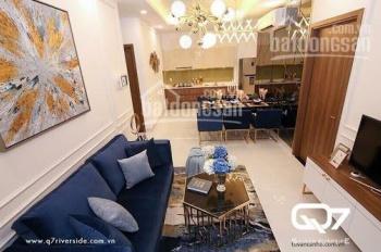 Cần bán gấp căn 2PN 2WC 67m2 Q7 Saigon Rverside giá chỉ 1tỷ95 view đẹp, LH: 0931431222 (gặp Ngọc)