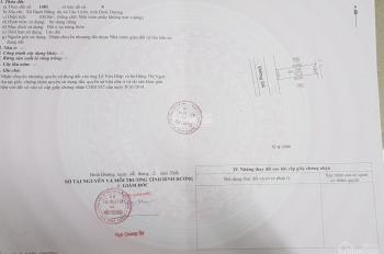 Bán 100m đất Khu TĐC Bạch Đằng, Tân Uyên cần bán MT D4 giá 980 triệu. LH chủ đất 0888383940