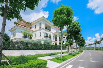Bán biệt thự Saroma Villa, khu đô thị Sala Thủ Thiêm, DT 504m2 dãy Vòng Cung. LH xem nhà 0973317779