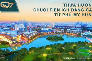 CH liền kế Phú Mỹ Hưng- Hưng Thịnh mở bán đợt cuối Q7 Boulevard giá chỉ 2 tỷ 8/2PN giá CĐT