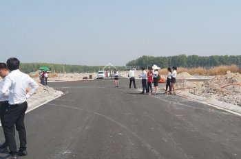 Đất nền ngay khu công nghiệp Bàu Bàng, SHR, thổ cư 100%, giá chỉ từ 470 triệu. Hotline: 0932063512