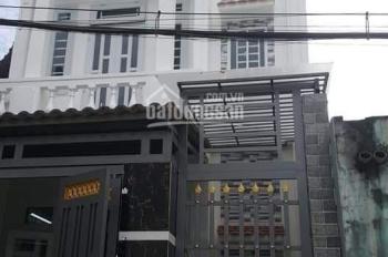 Bán nhà SD 96m2 ngay phường Bình Hưng Hoà B đúc 2 tấm kiên cố, sổ riêng chỉ 1.630 tỷ. LH 0356669091