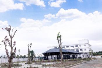 Bán đất biệt thự 300m2, ngoại thành huyện Mê Linh - Hà Nội giá 9 triệu/m2 - 0965673188