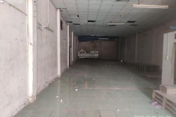 Cho thuê kho xưởng 600m2 + 200m2 gác cầu Tham Lương
