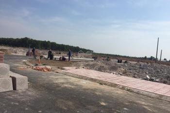 Đất thổ cư 100% ngay cửa ngõ KCN Bàu Bàng, dân cư đông đúc, tiềm năng sinh lời cao. LH 0904357146