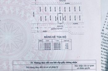 Bán gấp lô B30 dự án Green Stone Long Thuận, Q9, gần công viên, DT 51m2, giá chỉ TT 1,850 tỷ