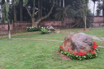 Bán biệt thự khuôn viên sẵn ở, tại xã Cư Yên, huyện Lương Sơn, tỉnh Hòa Bình