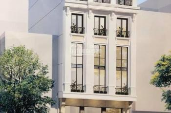 Bán tòa văn phòng 9 tầng phố Trần Xuân Soạn, mặt tiền 9,5m