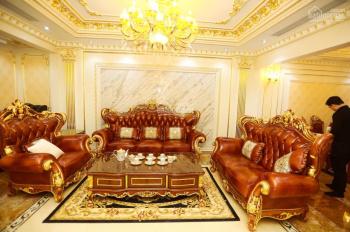Bán biệt thự đơn lập khu đô thị Trung Yên 15d. mặt tiền 14m mặt bằng 190,6m2. SĐCC giá 39 tỷ