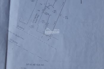Bán nhà phố mặt tiền Trần Quốc Thảo, P. 7, Q3, DT 80,1m2 sổ hồng nở không hẻm kế gọi 0983561002