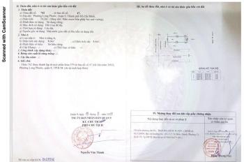 Bán gấp lô D20 dự án Green Stone Long Thuận, Q9, trục chính 13m, DT 54m2, giá cực tốt chỉ 2,050 tỷ