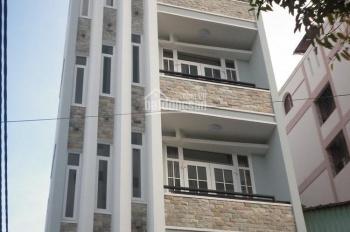 Nhà mặt tiền Lê Văn Sỹ, P1, Q Tân Bình, DT: 4.7x32m, 4 lầu, 600m2 sàn, giá: 50tr/tháng